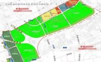 宝山区顾村公园特定区控制性详细规划【地图标注版】