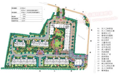 上坤乐城设计平面图